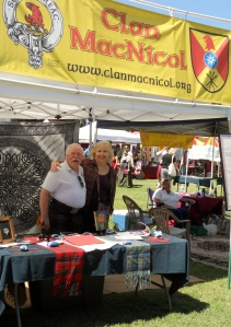 Dale Nicoll of Clan MacNicol and Me.