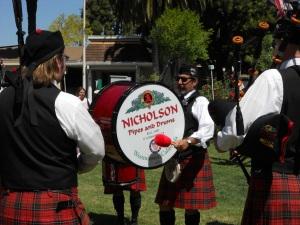 Nicholson big drum