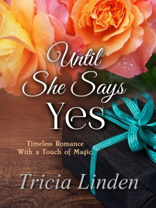 Until She Says Yes print
