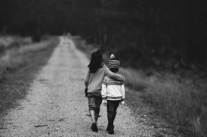 children-walking